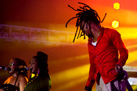 Nature performs at Reggae Sumfest '14